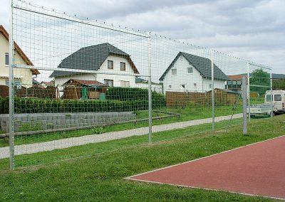 Ballfangnetz für Sportanlagen